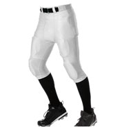 Custom Alleson Adult No Fly Football Pant With Slotted Waist