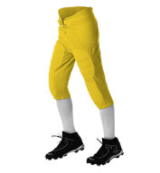 Custom Alleson Adult Solo Football Pant