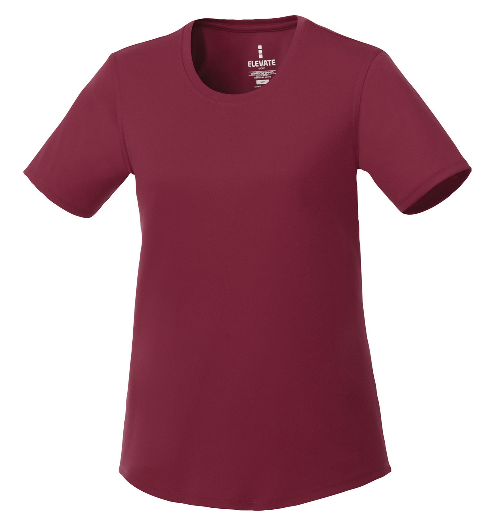 Womens Omi Short Sleeve Tech Tee