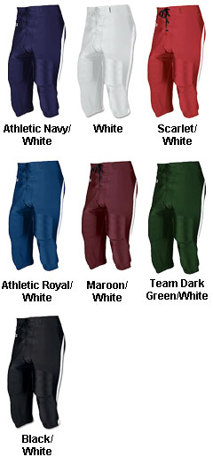 Youth Champion Challenger Football Game Pant - All Colors