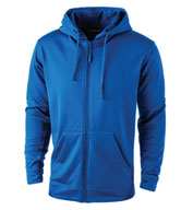 Custom Dunbrooke Mens Trophy Full Zip Tech Fleece Hoodie
