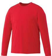 Custom Trimark Mens Parima Long Sleeve Tech Tee