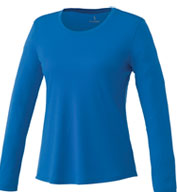 Womens Parima Long Sleeve Tech Tee