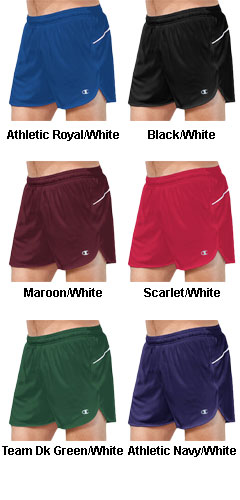 Mens Champion Raceday Shorts - All Colors