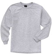 Custom UPF 30+ Long Sleeve Crewneck Tee