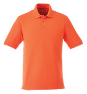 Custom Trimark Mens Belmont Short Sleeve Polo