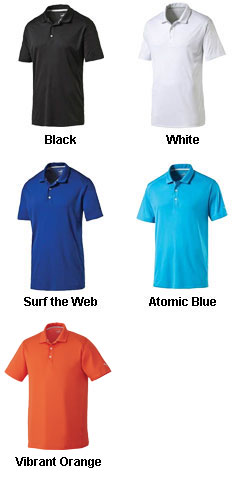 Mens Puma Essential Pounce Polo - All Colors
