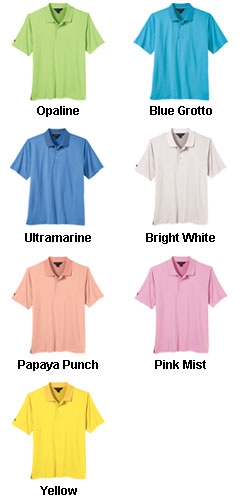Brooks Brothers Mens Solid Jersey Short Sleeve Polo - All Colors