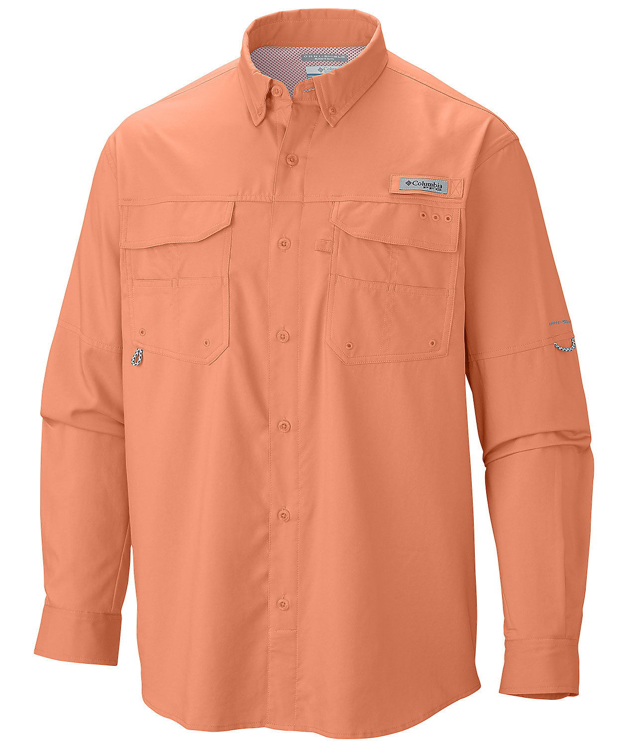 Columbia Mens Blood and Guts Long Sleeve Shirt