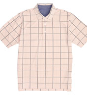 Custom Brooks Brothers Mens Tattersal Polo