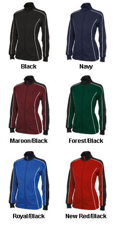 Womens Rev Jacket by Charles River - All Colors