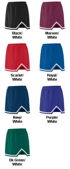 Youth Girls Energy Skirt - All Colors