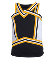 Womens Charisma Halter Top Cheer Shell