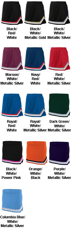 Ladies Pike Skirt - All Colors
