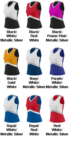 Girls Cheerflex Shell - All Colors