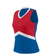 Custom Augusta Youth Girls Cheer Flex Shell