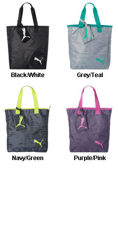 Puma 15L Zebroc Tote - All Colors