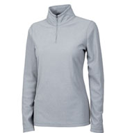 Custom Womens Basin Fleece by Charles River