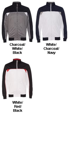 Burnside Insert Mens Track Jacket - All Colors