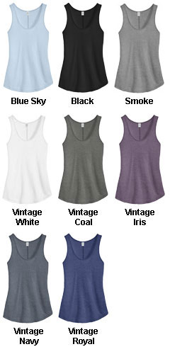 Alternative® Ladies Backstage Vintage Tank - All Colors