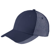 Custom Two-Color Mesh Back Cap