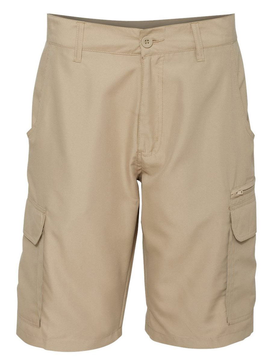 Mens Burnside Microfiber Shorts