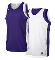 Custom Champion Athletics Mens Reversible Basketball Jersey