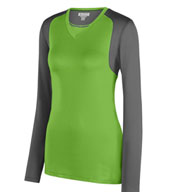Custom Ladies Astonish Long Sleeve Jersey
