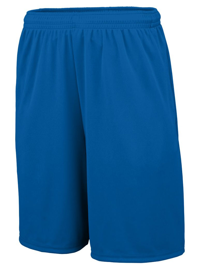 Youth Training Shorts with Pockets