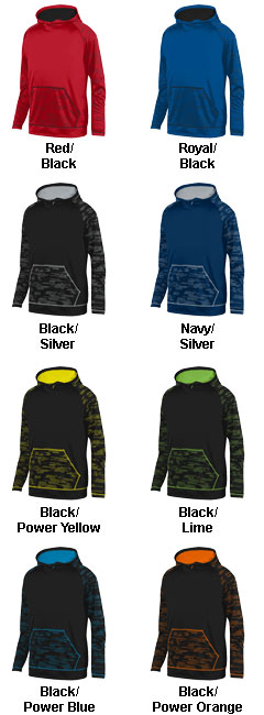 Adult Sleet Hoody - All Colors