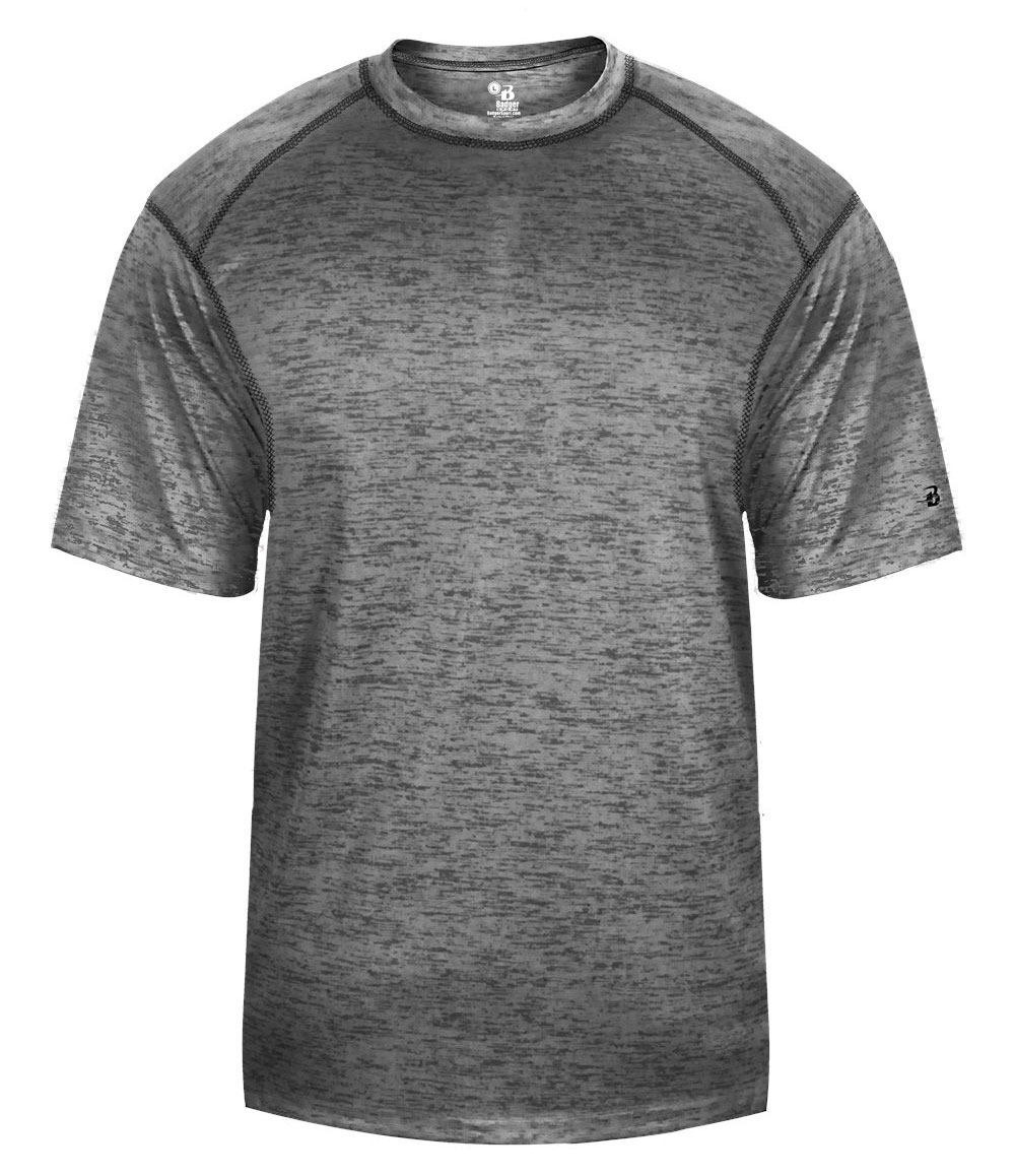 Badger Mens Tonal Blend Tee