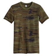 Custom Alternative Mens Eco-Jersey Print Crew T-Shirt