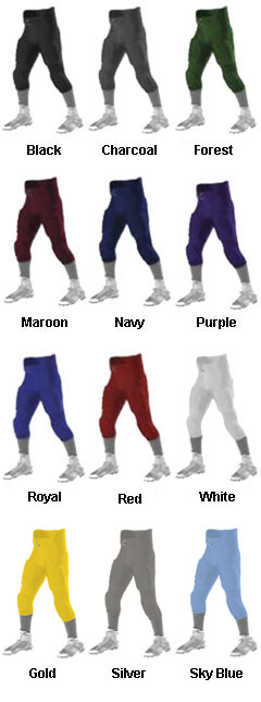 Power Spandex Integrated Football Pant - All Colors