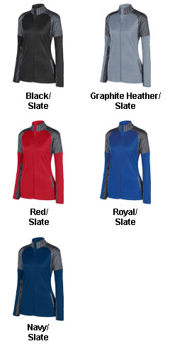 Ladies Breaker Jacket - All Colors