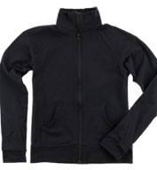 Custom Boxercraft® Youth Girls Full Zip Practice Jacket