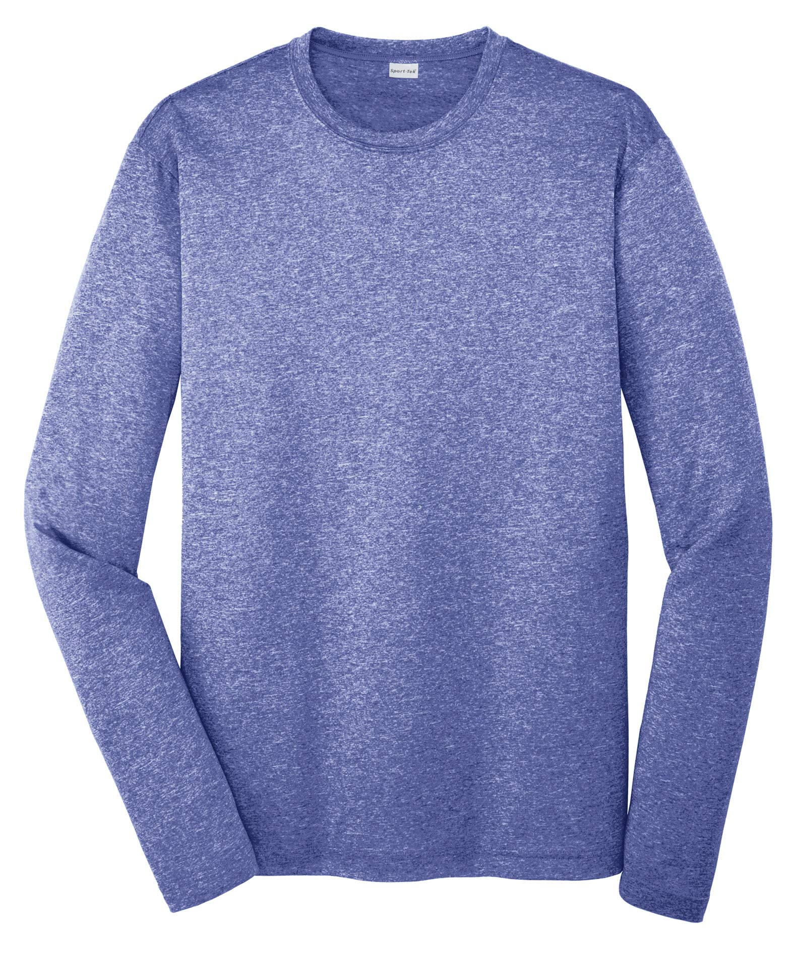 Adult Long Sleeve Heather Contender Tee