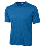 Custom Sport-Tek® Mens Tall Heather Contender™ Tee