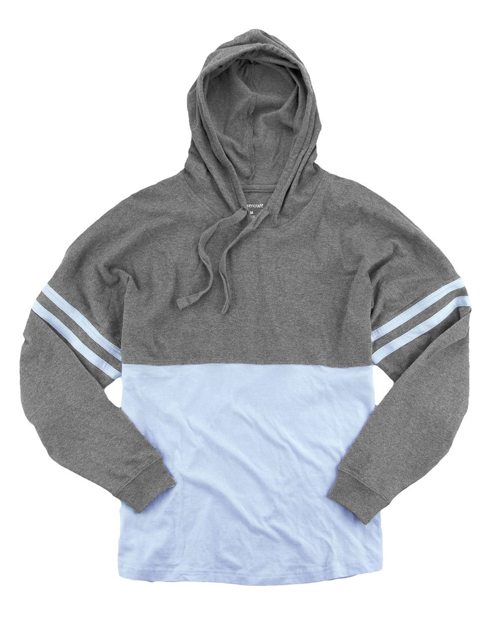 Adult Hooded Pom Pom Jersey
