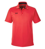 Custom Mens Under Armour Tech Polo