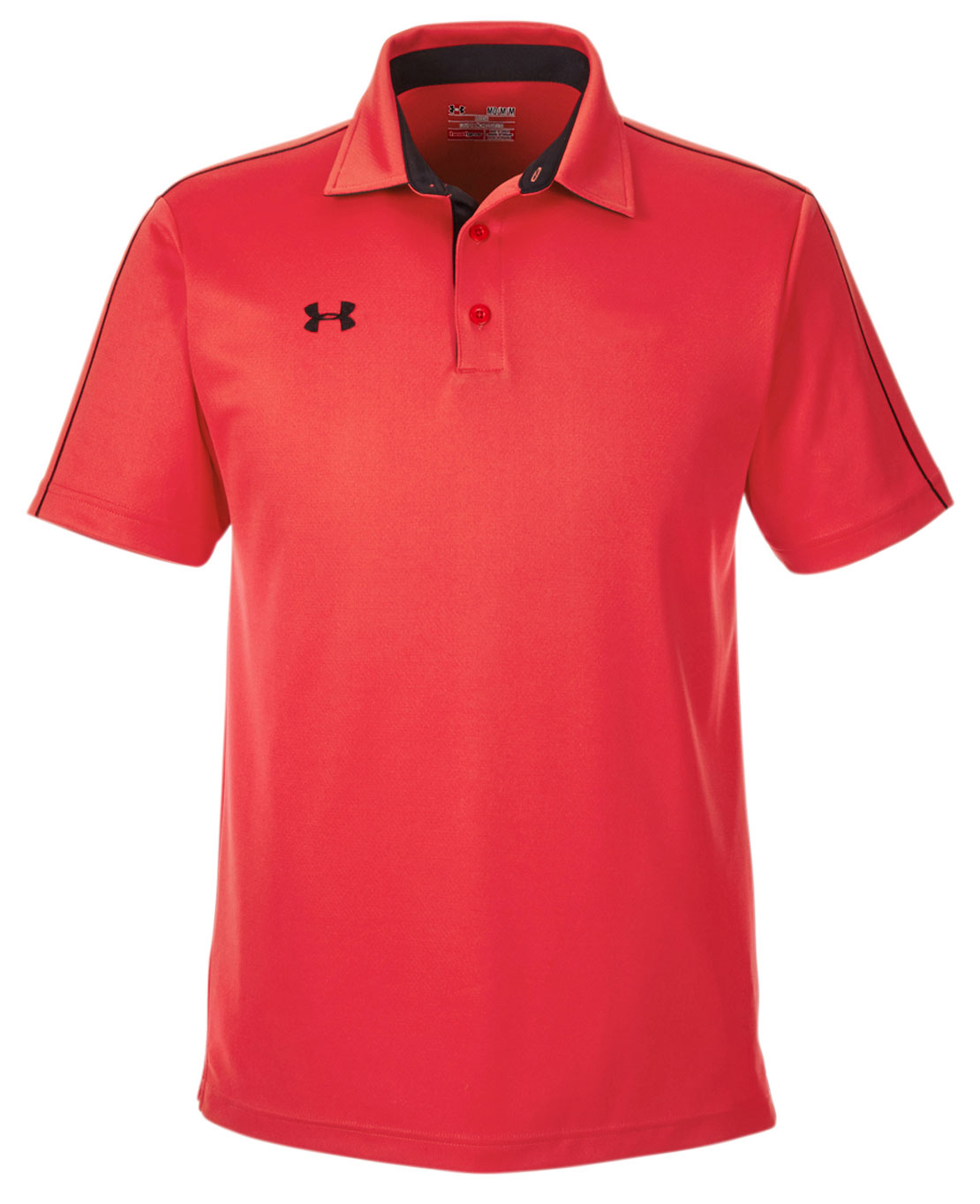 Mens Under Armour Tech Polo