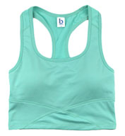 Custom Ladies Cropped Middie Tank