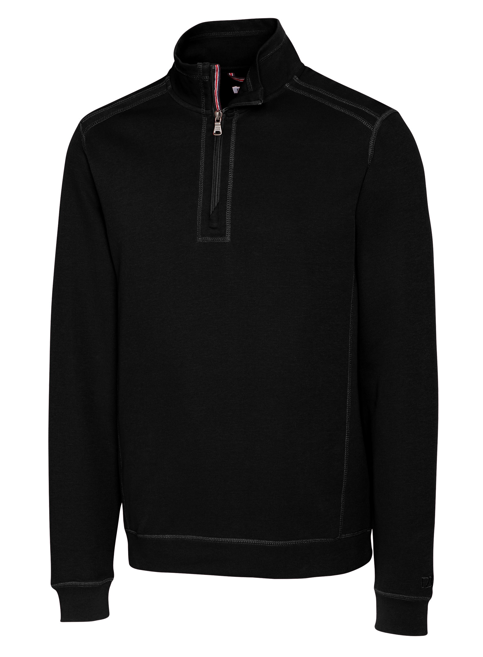 Mens Big & Tall Bayview Half Zip