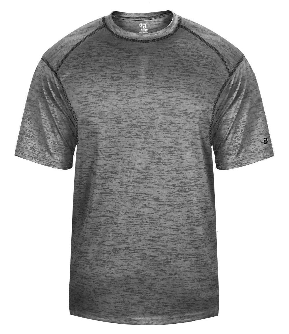 Badger Youth Tonal Blend Tee