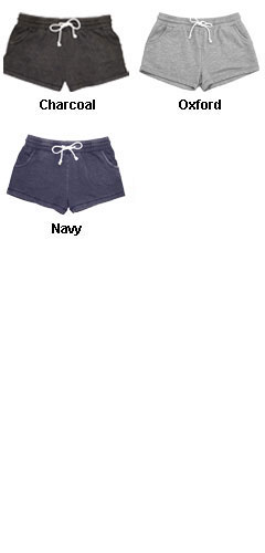 Rally Fleece Short - All Colors