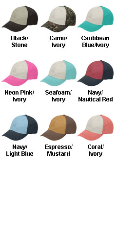 Adams Spinnaker Cap - All Colors