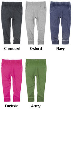 Youth JV Fleece Capri - All Colors