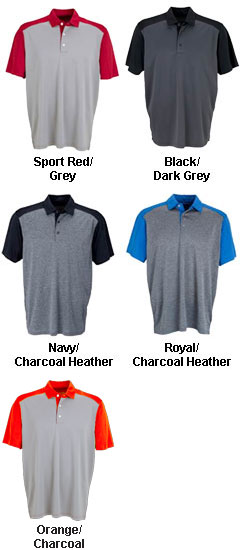 Vansport™ Two-Tone Polo - All Colors