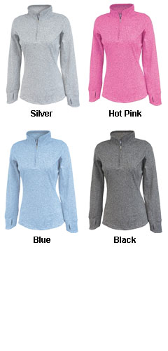 Womens Space-Dye Warmup - All Colors