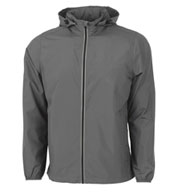 Custom Charles River Adult Pack-N-Go Full Zip Reflective Jacket