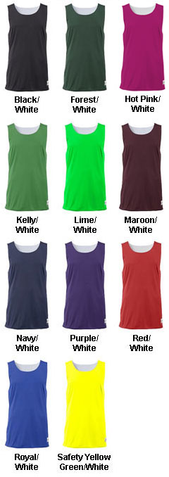 Ladies B-Core Reversible Tank - All Colors